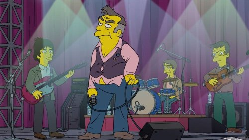 The Simpsons release spoof Morrissey song 'Everyone Is Horrid Except Me (And Possibly You)'
