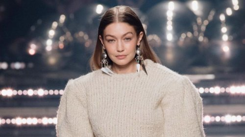 Gigi Hadid shares photo of daughter Khai after accidentally showing her face