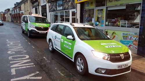 Here's why there are long wait times for a taxi in Weymouth and Portland