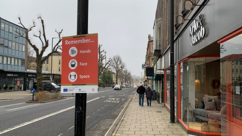 Figures show COVID impact on South West high streets
