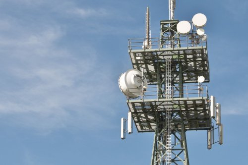 We could see taller mobile phone masts popping up in the Norfolk countryside