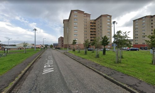 Three men charged over attempted murder in Edinburgh