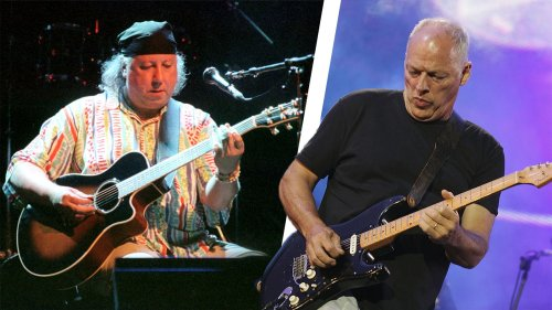 David Gilmour and the late Peter Green cover his Fleetwood Mac classic