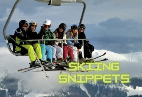 June's Skiing Snippets - See What Catches our Eye in the World of Snowsports... - PlanetSKI