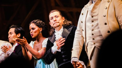 The Room Where It Happens: A Look Inside Hamilton's Return to Broadway | Playbill