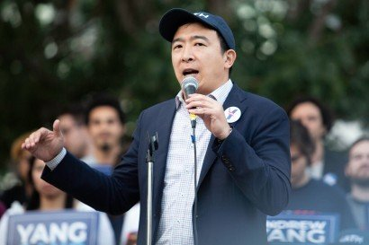 Andrew Yang's NYC Arts Revival Proposal Includes Large-Scale Ticket Sales to Private Sector, Personal Seat Licenses, More Streaming | Playbill