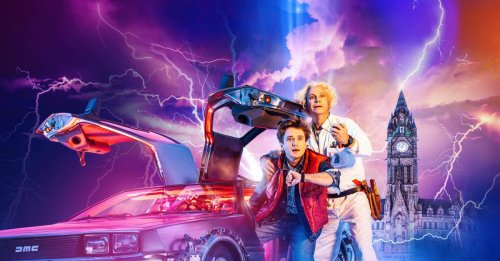 Back to the Future Musical to Release Cast Recording as London Bow Approaches   Playbill