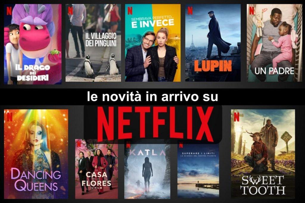 Calendario Netflix - cover