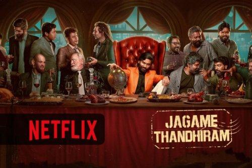 Jagame Thandhiram un gangster che deve scegliere tra il bene e il male