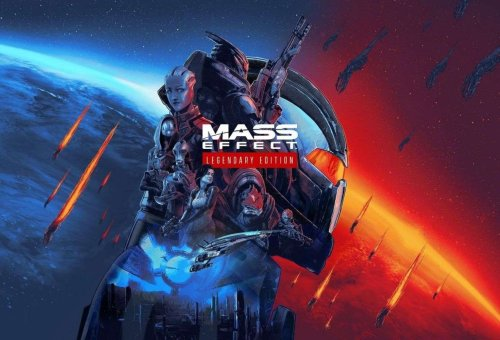 Mass Effect Legendary Edition ya está disponible