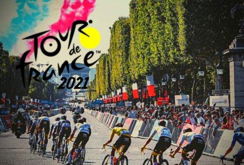 Detalles de lo ocurrido en el Tour de Francia 2021