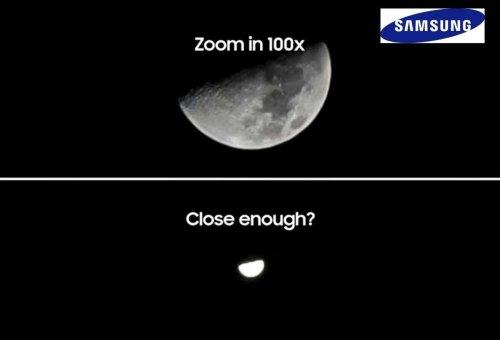 La tecnología del Space Zoom de 100X del Galaxy S21 Ultra