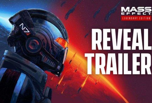 Mass Effect Legendary Edition llegará el 14 de mayo a PlayStation, Xbox y PC