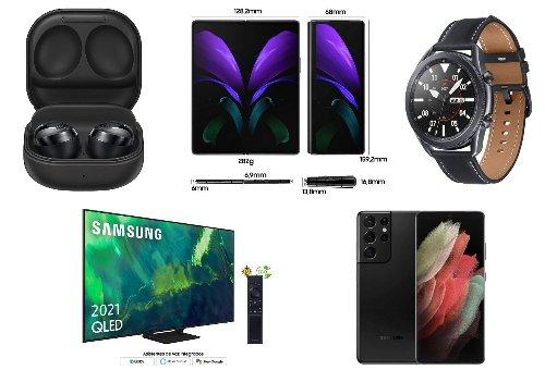 Samsung muestra 5 productos para celebrar el Día del Papá