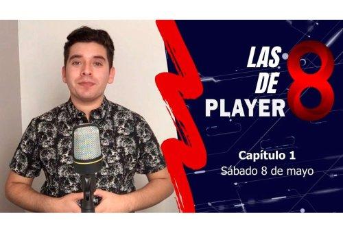 Vídeos - Player 8 - cover