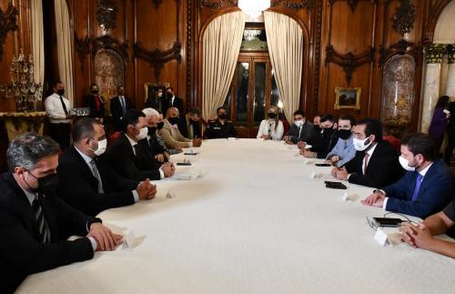 Castro e Torres firmam parceria na área de segurança pública