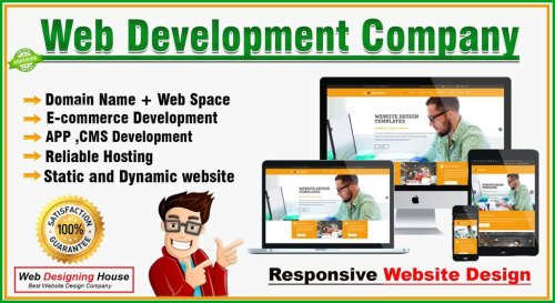 Best Web development company cover image