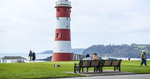 Eighteen Plymouth areas with three or more Covid cases