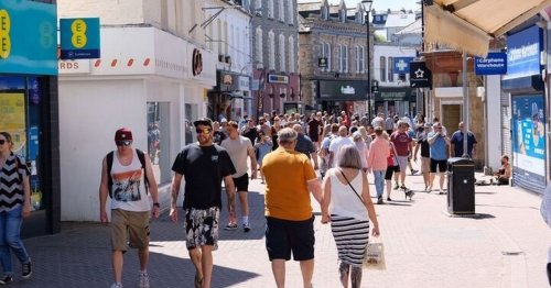 Covid-19 outbreak strikes seaside town's hospitality venues