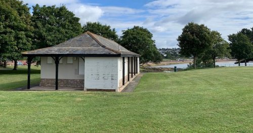 Watersports firm taking over old toilet block