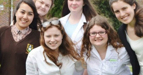 Former head girl says we need to scrap gender roles