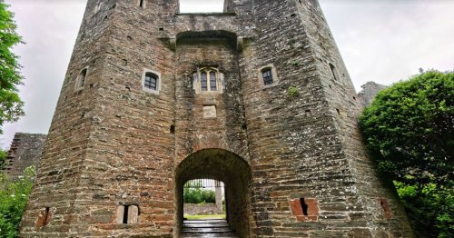 Ghosts upset with being hunted at Devon castle