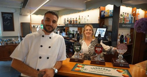 Pub at risk of being lost forever saved by 300 locals