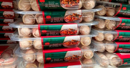 Pigs in blankets shortage expected this Christmas