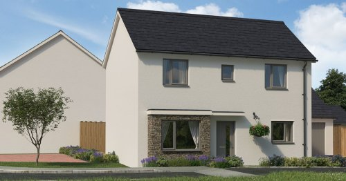 Homes on new development are being snapped up within hours