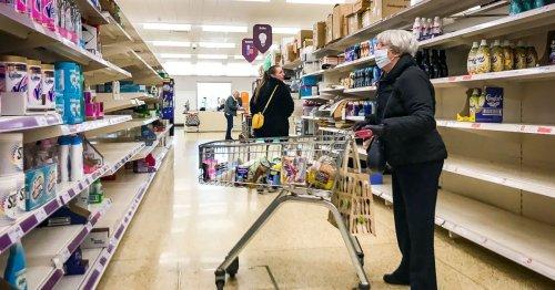 Supermarket rules updated amid Boris's roadmap annoucnment