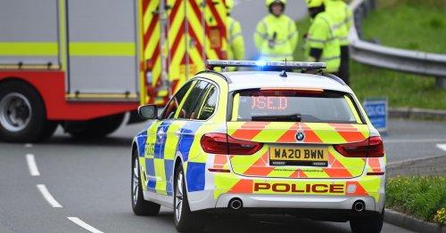 Police appeal after man dies in North Devon crash
