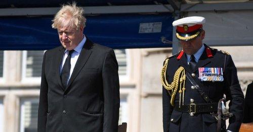 Boris Johnson's plan for Prince Philip's funeral