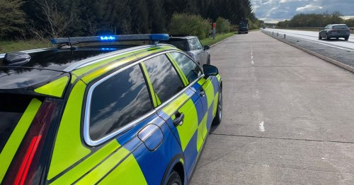 Drug driver caught twice and then fails eyesight test