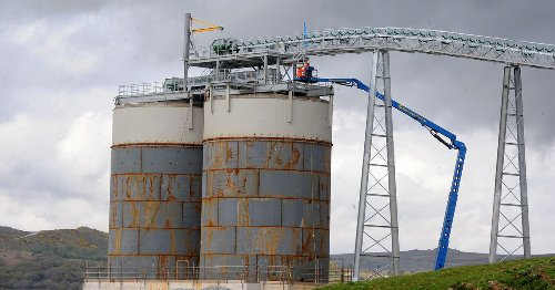 Plymouth tungsten mine is set to reopen soon