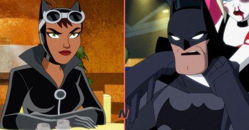 Harley Quinn: un cunnilingus de Batman à Catwoman censuré par DC Comics