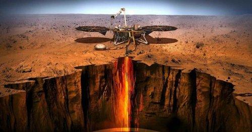 L'atterrisseur InSight de la NASA offre un aperçu sans précédent des entrailles de Mars