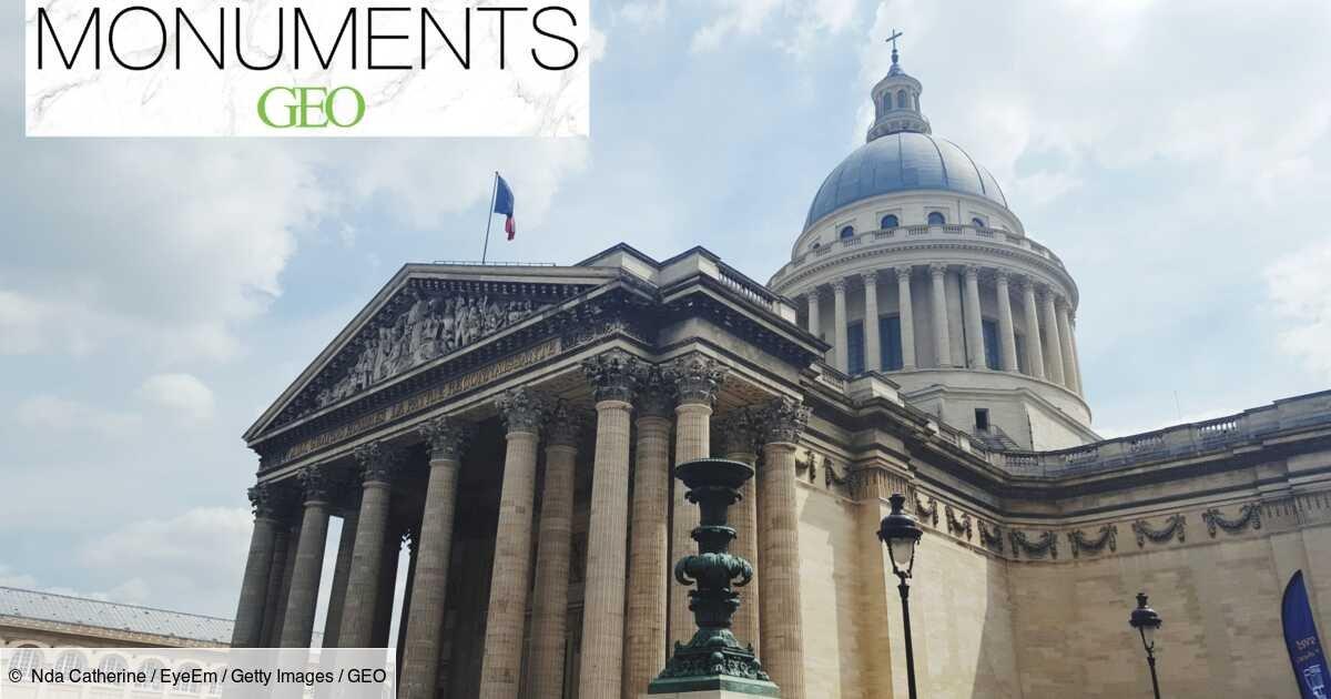Monuments : le Panthéon comme vous ne l'avez jamais vu