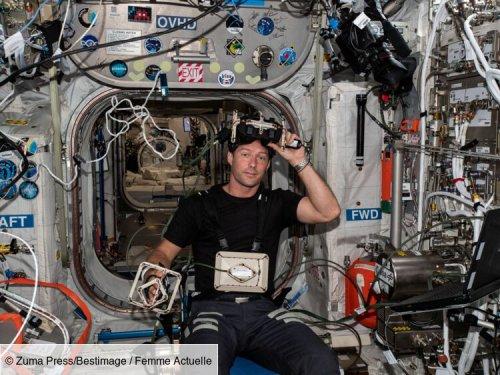 Thomas Pesquet avoue s'ennuyer dans l'espace, ses fans le soutiennent