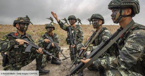 L'armée chinoise s'entraîne à débarquer sur des plages en vue d'une possible invasion de Taïwan