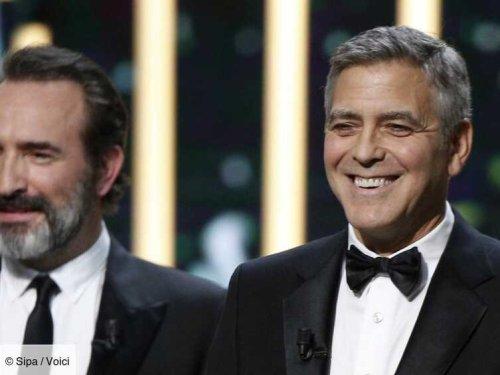 PHOTO George Clooney : Jean Dujardin lui souhaite un bon anniversaire en déterrant un amusant cliché à ses côtés