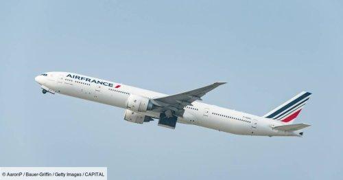 Air France : grosse frayeur pour les passagers d'un vol Pékin-Paris