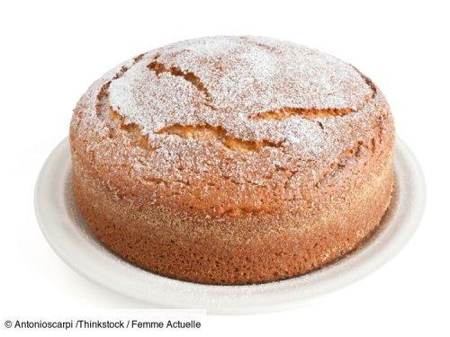 Gâteau au yaourt et aux pépites de chocolat blanc : découvrez les recettes de cuisine de Femme Actuelle Le MAG