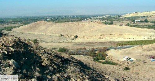 Une explosion cosmique aurait détruit Tall el-Hammam, une ville de l'âge de bronze située dans la vallée du Jourdain