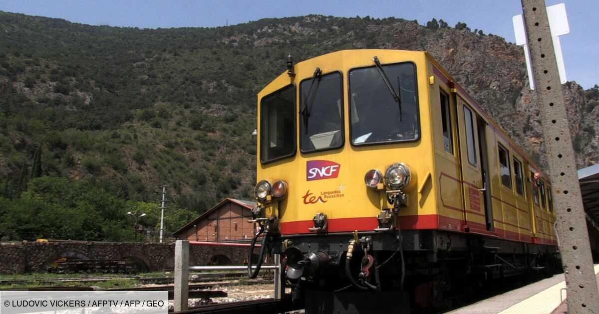 Le train jaune, une ligne historique qui offre un remarquable voyage à travers les Pyrénées catalanes