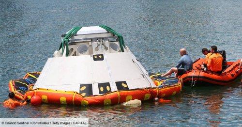"""""""Taxi spatial"""" : le Starliner de Boeing tente à nouveau de rejoindre l'ISS"""