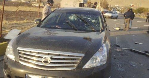 Le Mossad a assassiné le responsable du nucléaire iranien à l'aide d'une mitrailleuse télécommandée