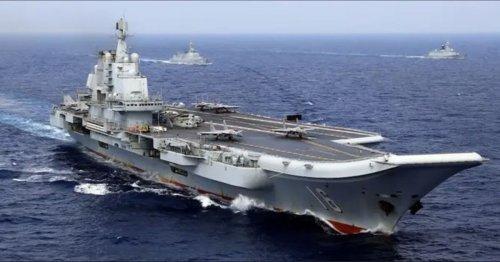 Voici ce que l'on sait déjà du nouveau porte-avions chinois dont les photos ont fuité