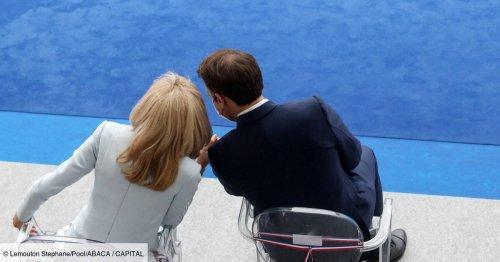 Dépenses florales, courrier de Brigitte Macron… les dix chiffres clefs des comptes de l'Elysée en 2020