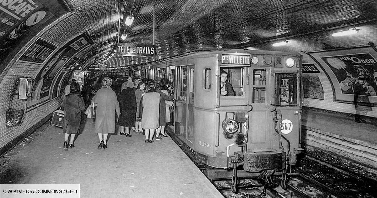 Vieux métros, trams, bus... le matériel ancien de la RATP s'expose aux Journées du Patrimoine