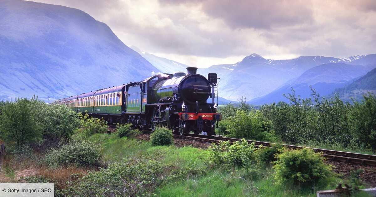 Quels sont les plus beaux trains touristiques en Europe ?